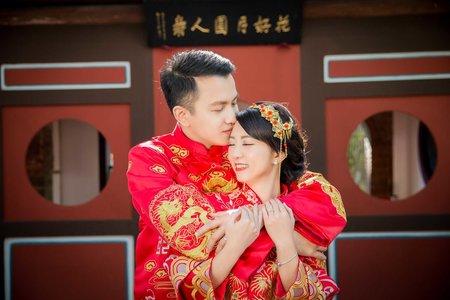 台北﹣新娘秘書千雅﹣優質中古風美髮