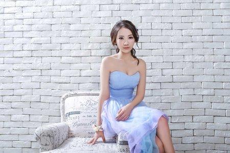 台北﹣新娘秘書千雅﹣氣質馬尾
