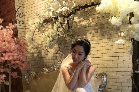 經典白紗造型分享~