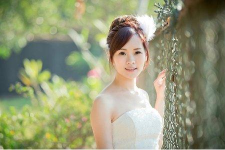 台南新娘秘書/清新森林系