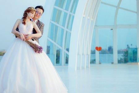 台南新娘秘書/佳真新娘/類婚紗拍攝