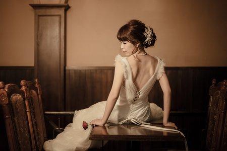 台南新娘秘書/怡潔新娘/類婚紗拍攝