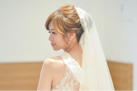 台南新娘秘書/雅娟新娘/眼型調整