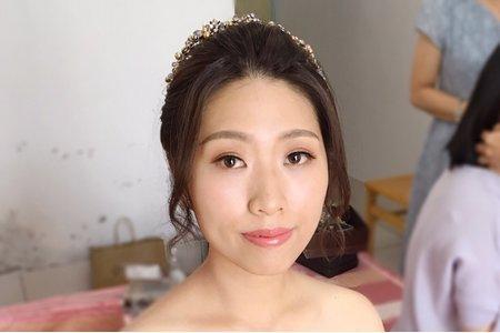 台南新娘秘書/眼型調整