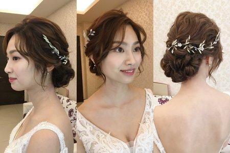 台南新娘秘書-清新氣質風格
