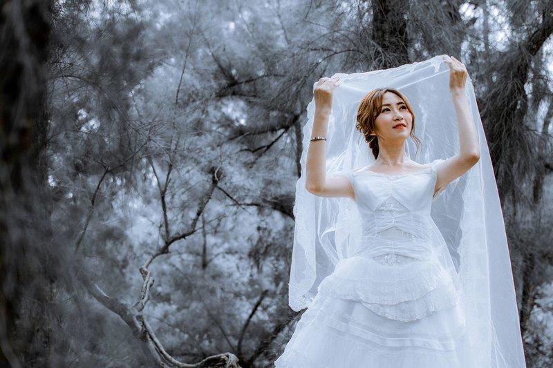 愛戀漫漫36組自主婚紗作品