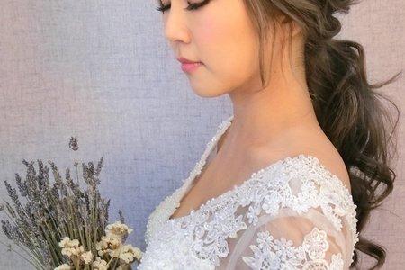 新娘整體造型