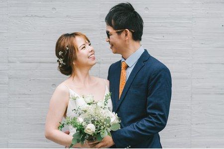 婚紗整體造型