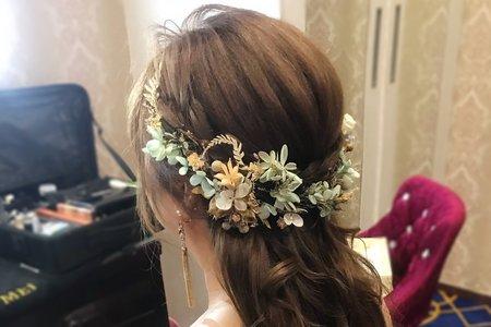 新娘婚禮造型分享
