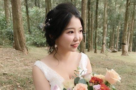 婚紗造型分享