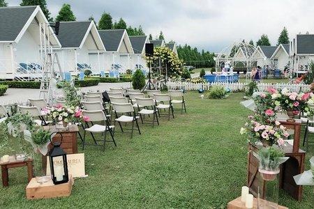 時尚野餐派對婚禮 - 嘉義