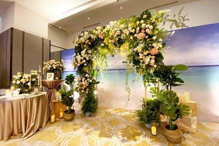 茉莉公主-台北萬豪酒店
