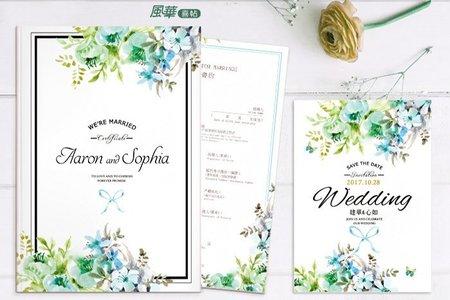 結婚書約夾-公版系列