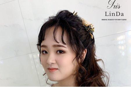 輕柔甜美的大波浪捲髮造型推薦!!
