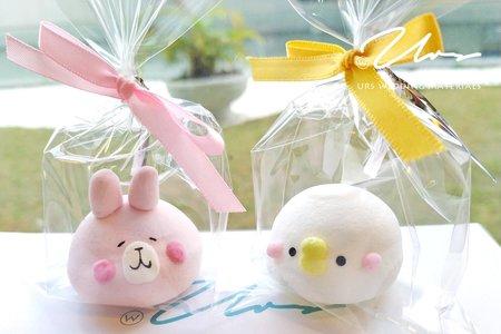 【少女心大發】造型棉花糖