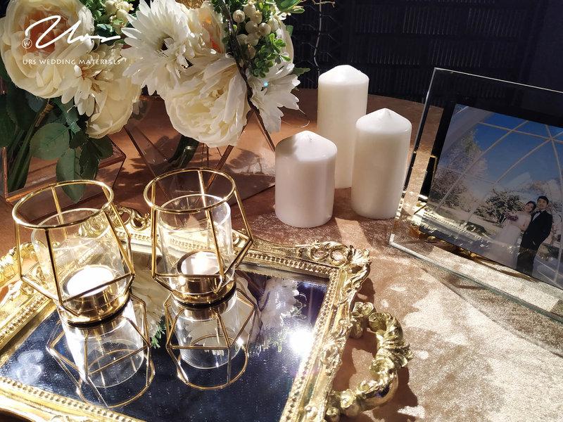 白金大理石|主題婚禮佈置作品