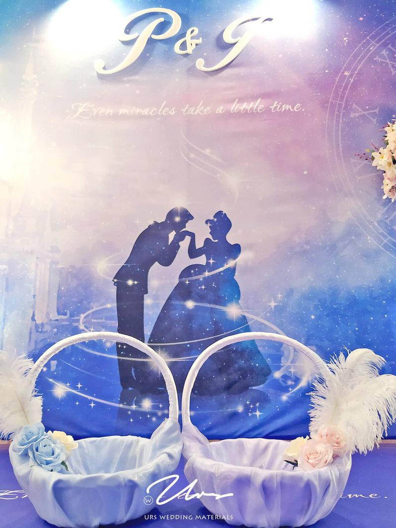 仙履奇緣 / 主題式婚禮佈置作品