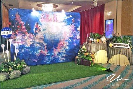 トトロの森 / 主題式婚禮佈置