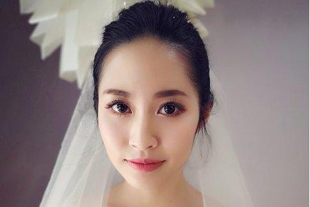 韓系乾淨妝髮