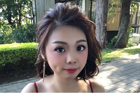 氣質名媛短髮造型推薦