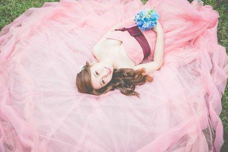 中壢新秘Janice|桃園新娘秘書-幸福夢幻造型