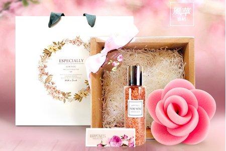 花嫁玫瑰鹽沐浴禮盒