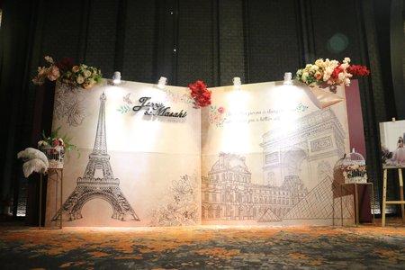 童話故事在巴黎