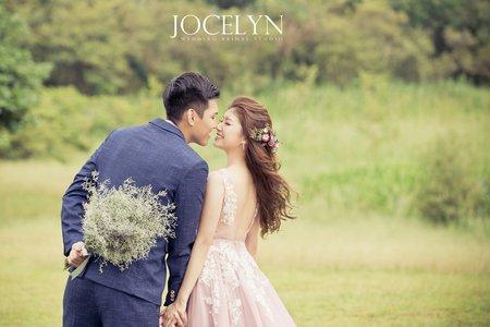 Jocelyn Wedding/闕闕&康康