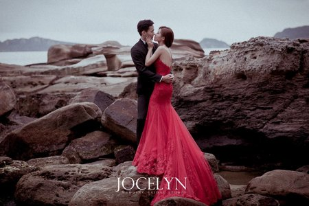 Jocelyn Wedding/思瑾 & 羅崴