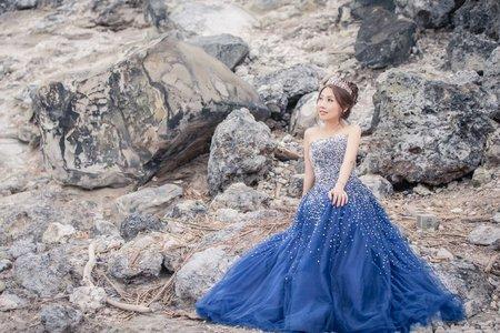 台南|新秘JUDY老師|時尚公主造型