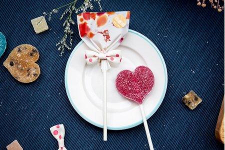 頃吃-法式水果棒棒軟糖-桌上二進婚禮小物
