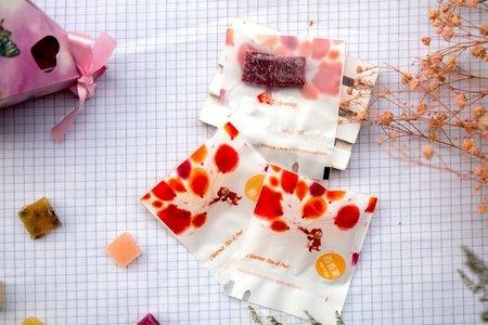 頃吃-法式軟糖小紅人糖包-桌上禮送客喜糖
