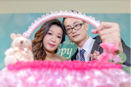 婚禮紀錄|明駿&惠媄