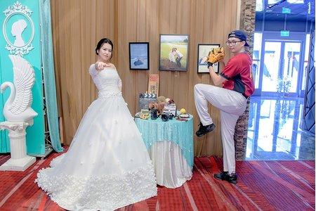 婚禮攝影-台南夢時代雅悅會館-世輝&姿潔- 結婚午宴