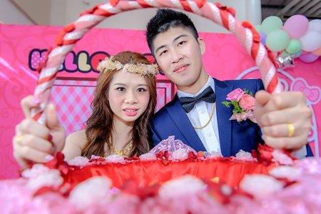 婚禮攝影-苗栗銅鑼銅鑼灣會館-秀民&惠珍- 結婚午宴