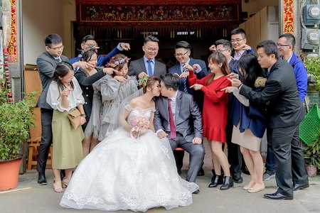 婚禮攝影-彰化全國麗園大飯店-榮詳&齡慧- 結婚午宴