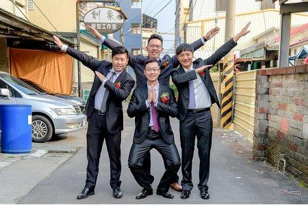 婚禮攝影--振華&尉慈-單結婚迎娶