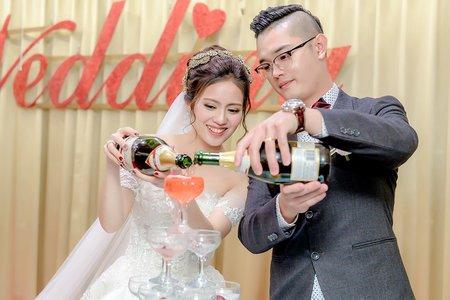 婚禮攝影- 新竹卡爾登飯店-瑋倫&苑玲-訂結婚晚宴