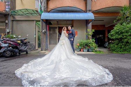 婚禮攝影- 台中永豐棧阿利海鮮餐廳-書安&意婷-訂結婚晚宴
