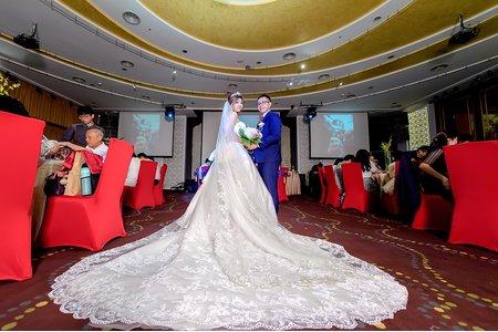 婚禮攝影- 台北大直典華幸福機構-德誠&吟蓉-訂結婚午宴