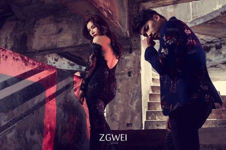 ZG WEI Studio 水牛坑、中壢婚紗拍攝