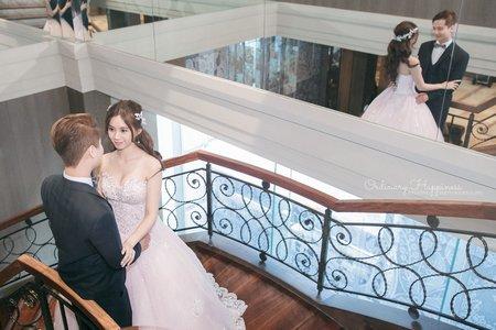 平凡幸福婚禮攝影-桃園翰品酒店