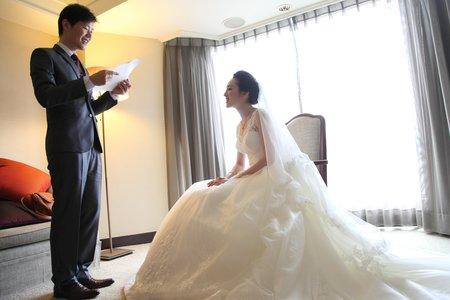 立安與美璇婚禮紀錄