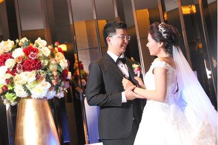 羽軒與薏璇婚禮