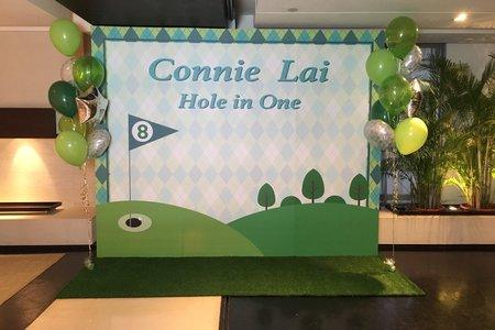 高爾夫球 Hole in One Party
