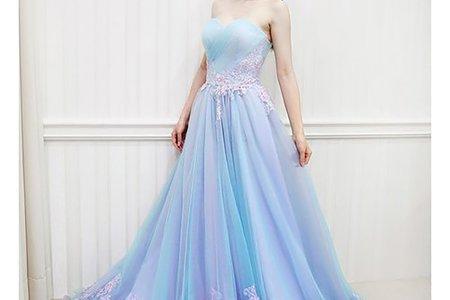 [禮服精選] 夢幻公主-繽紛花朵