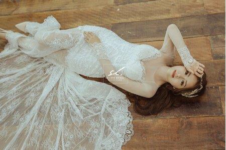 [禮服精選] 浪漫柔情-風格多變