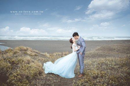 「海系列」在海與天的交接間見證我們的愛