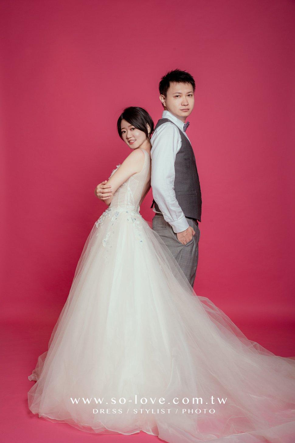 RCG2B1335 - So.Love Wedding 樂樂蕾絲《結婚吧》