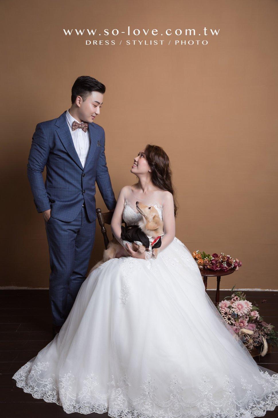 Y RYAN3990 - So.Love Wedding 樂樂蕾絲《結婚吧》
